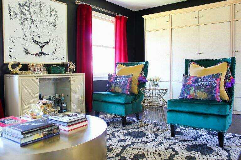 & Fabric By The Yard: Luxe Choices For Bohemian interior Design