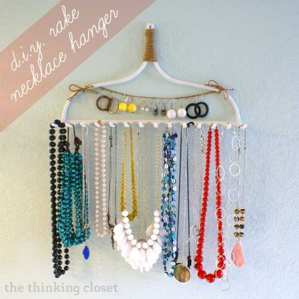 15+ Jewelry Organization Ideas