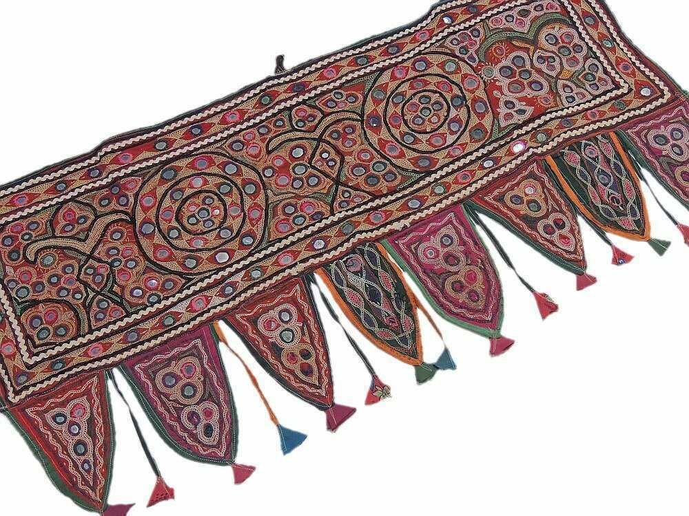 The Toran aka decorative door hangings. Take a look at their history and where to find Torans!