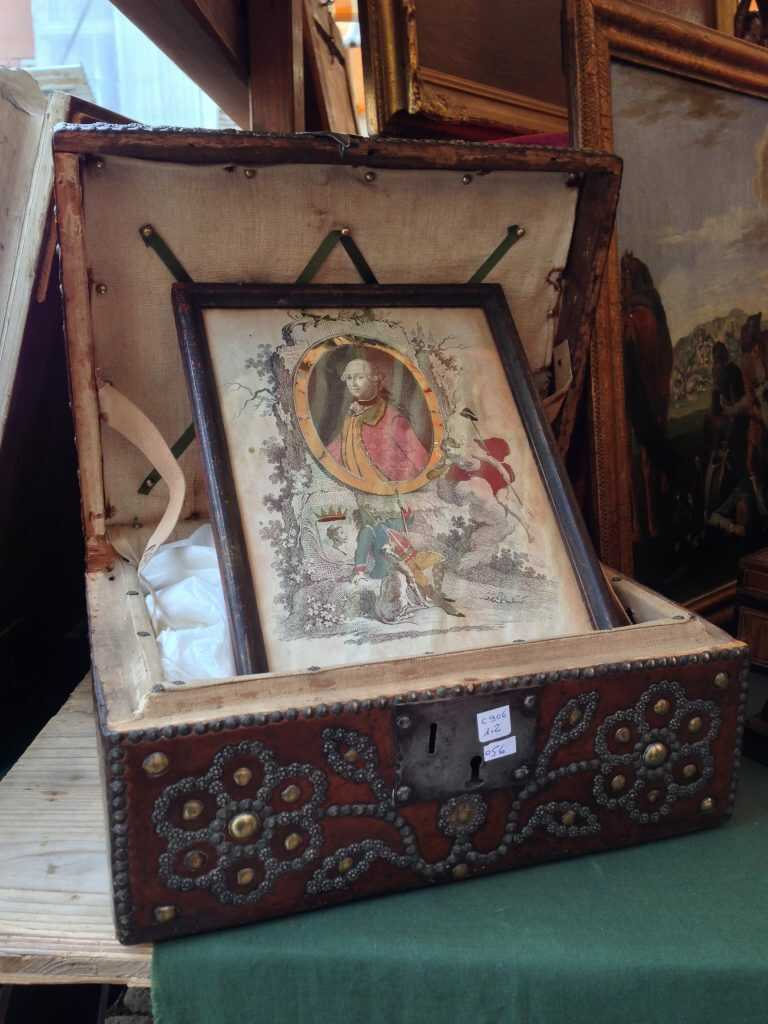 Another Beautiful Display at the Venice Flea Market