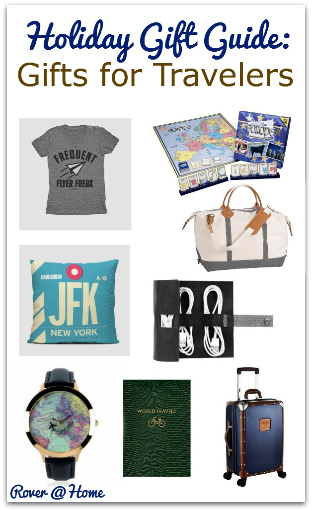 Holiday Gift Guide Gifts for Travelers