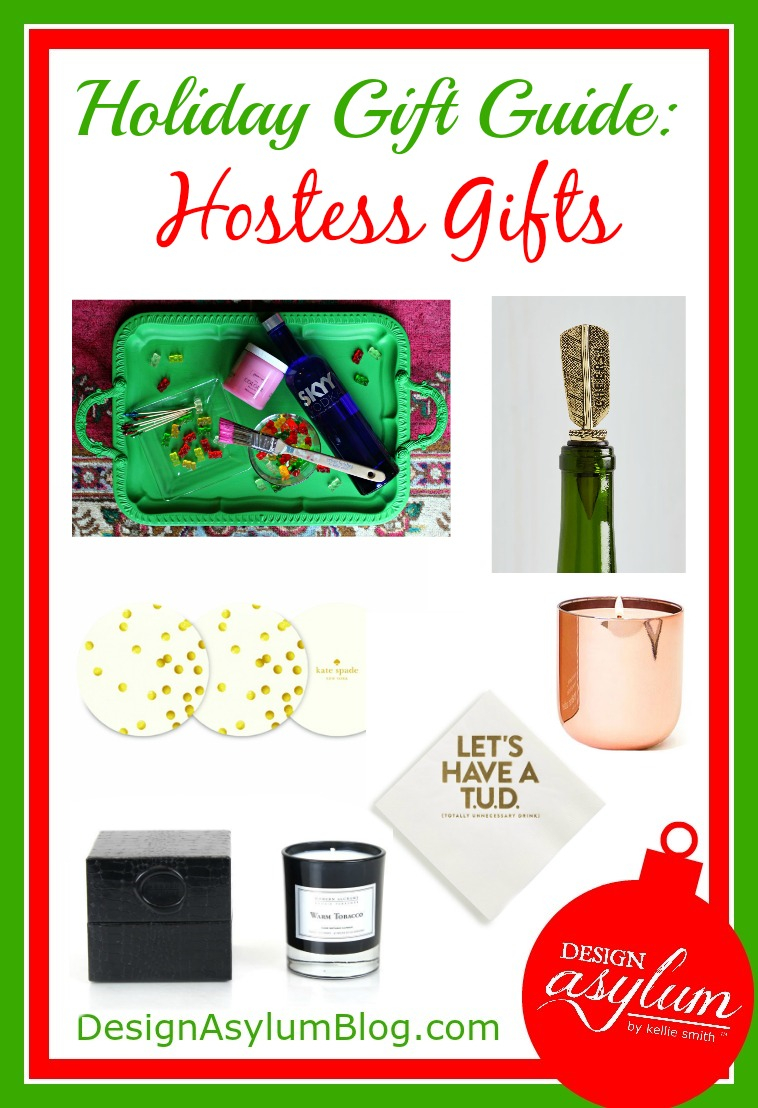 Holiday Gift Guide: Hostess Gifts - Looking for a unique hostess gift? Here is my Holiday Gift Guide for the perfect Hostess Gift - these definitely helped me with the hostess gifts on my list!