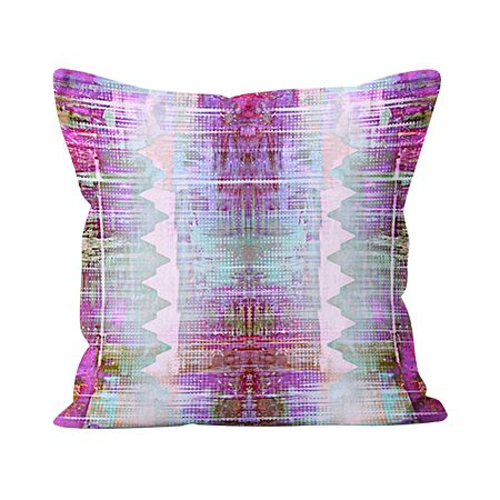 Square Indoor Throw Pillow - Thread Bare