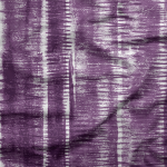 Purple Japanese Cotton Fabric Exclusively by SmithHönig