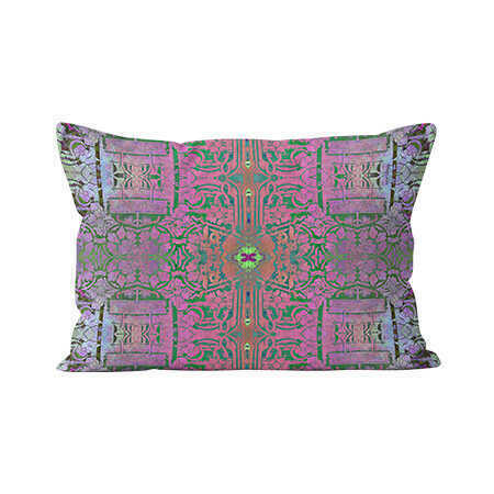 Indoor Throw Pillow - Wolfton Heath