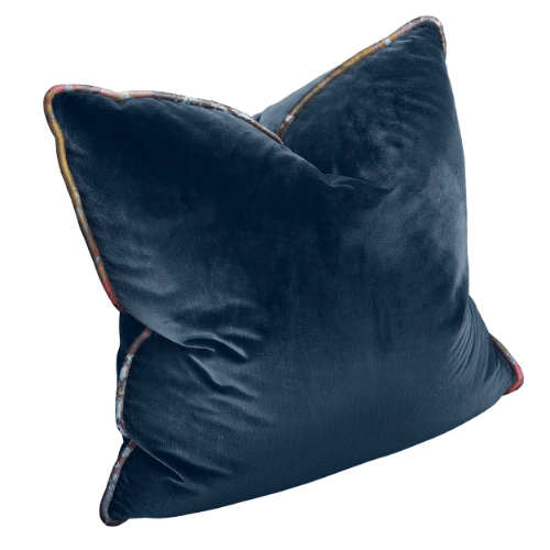 The Luxe - Square Navy with Vintage Gypsum Welt