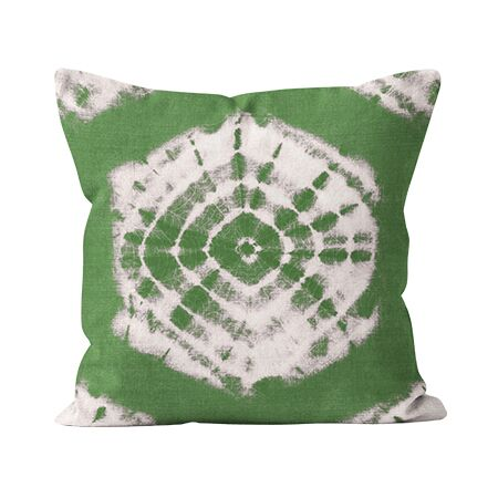 Outdoor Pillow - Shibori Moss