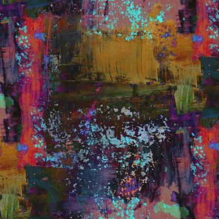 Abstract Brush Strokes Wallpaper - a SmithHönig Exclusive