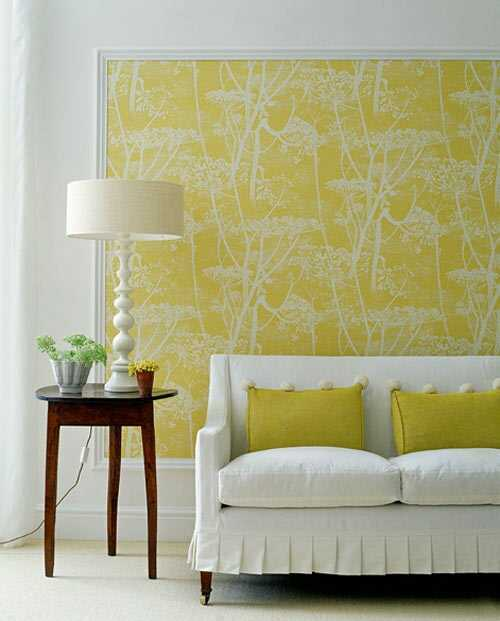 There are so many possibilities and ideas for peel and stick wallpaper. View these 9 creative ways to use peel and stick wallpaper, other than walls!