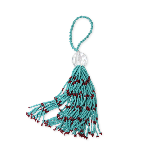 Beaded Tassel - Sunrise