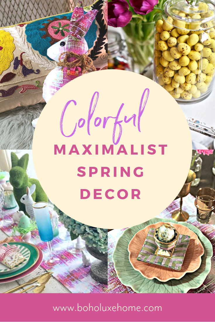 Easter is one of our favorite holidays, bursting with bright and playful colors, so don't be afraid to take a few risks and shake things up with your spring decor.Get creative with your spring tabletop and decor ideas. Here are a few of our favorite ways to make a truly memorable Easter table, from tablecloths to chairs and a whole range of spring decor and accessories. Mix one, two or more of our ideas for a truly rule-free look!