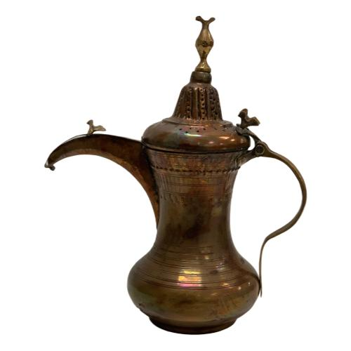 Vintage Dallah Coffee Pot