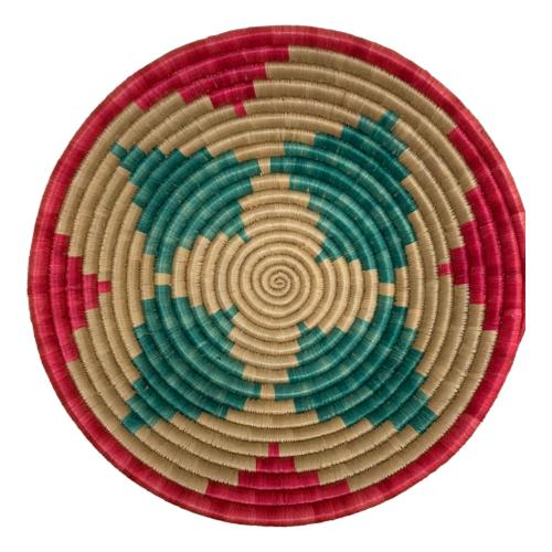 African Grass Basket