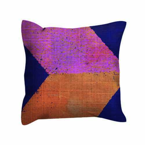 Outdoor Pillow - Flag 1 Navy