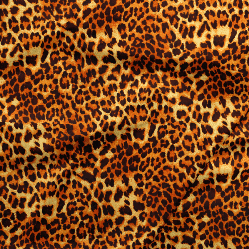 Leopard Velvet Fabric - Exclusively by SmithHönig