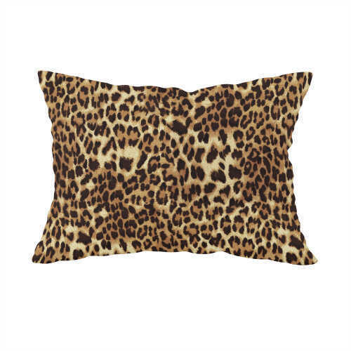 Fancy Pants Bob Lumbar Velvet Suede Pillow