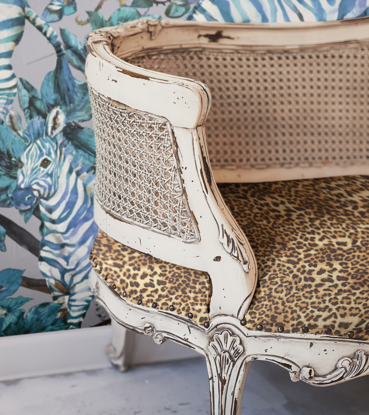 Every home's decor needs to include something wild and wonderful. See how to style SmithHönig's animal print fabrics, wallpaper and coordinates, and get inspiration for your next project.
