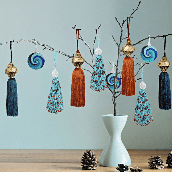 Kosi Bay 10 Piece Ornament Set