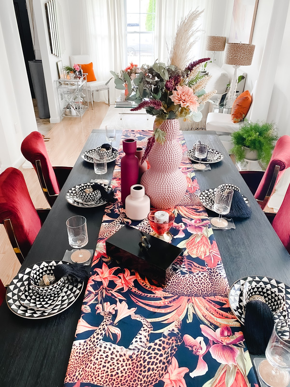 Top influencers share product picks and styling tips to help you transition your home from mundane and neutral to effortlessly glamorous.