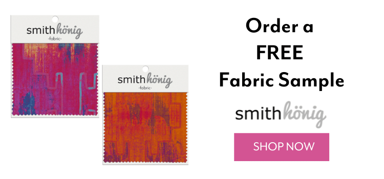Just launched, Andean Summer Sunrise and Sunset fabrics. A cotton-linen fabric perfect for upholstery, window treatments, and more.