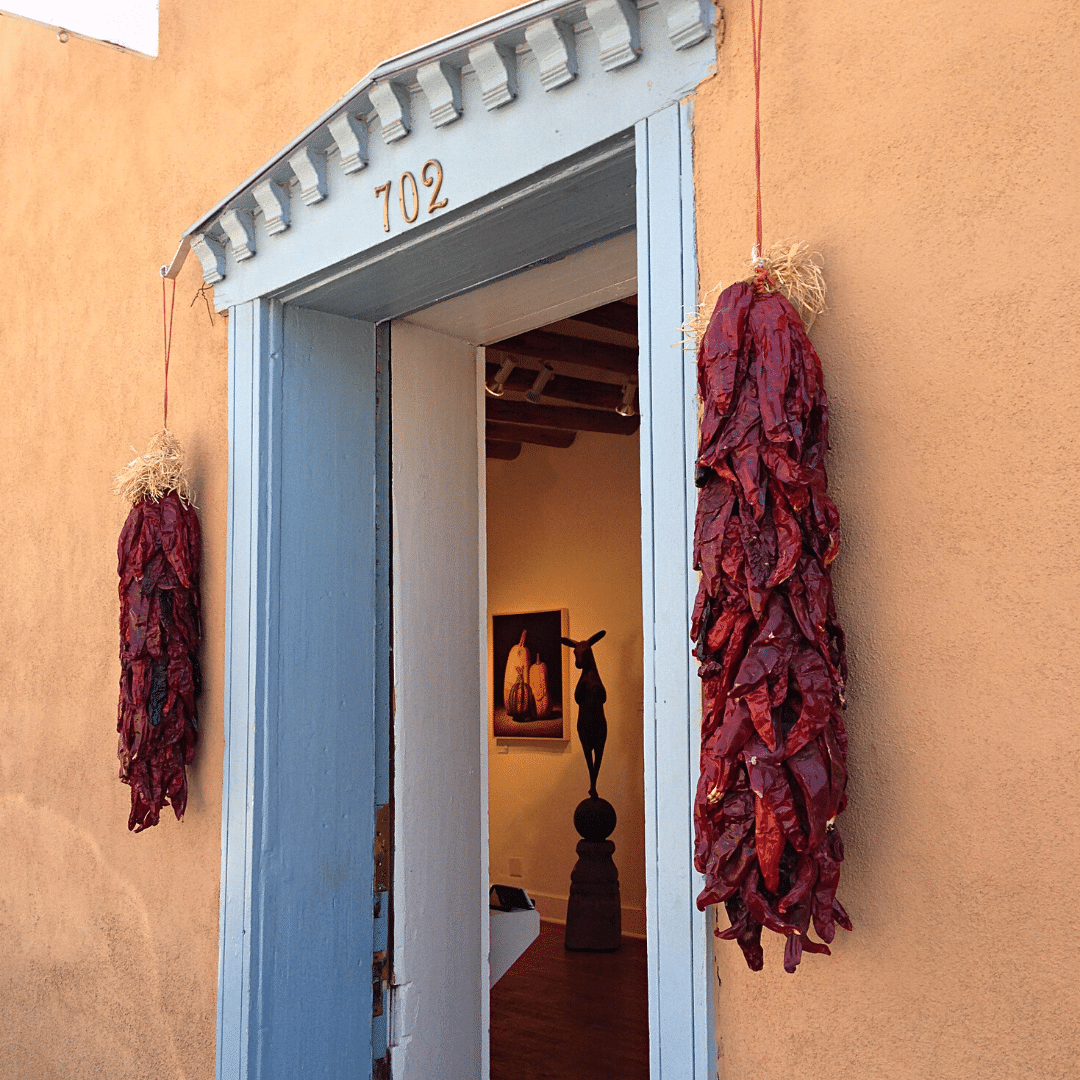 Our road trip across America took us to Santa Fe, New Mexico, just in time to celebrate again.